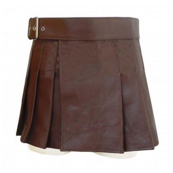 Scottish Kilt Leather