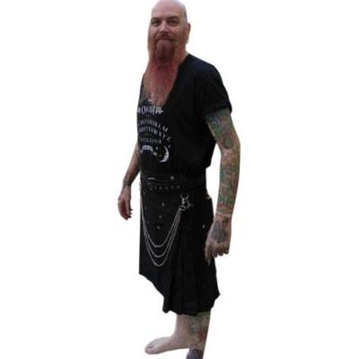 mens gothic kilt